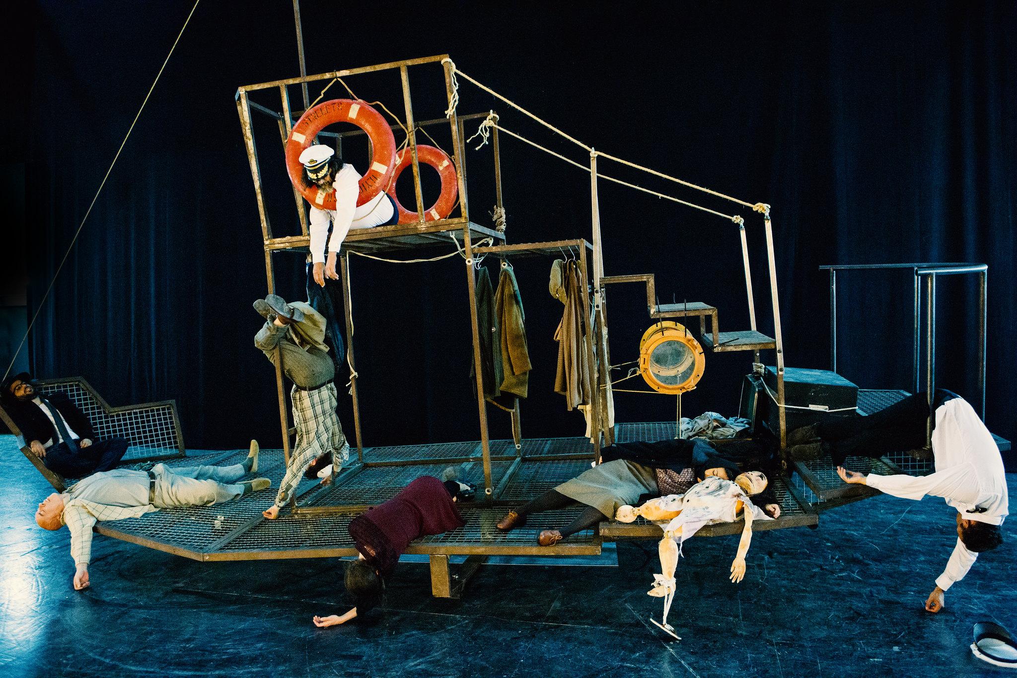 Festival del Sur Teatro La República